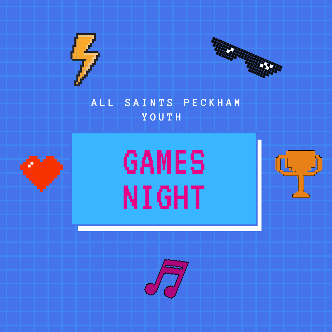 ASP Youth Games Night for logo